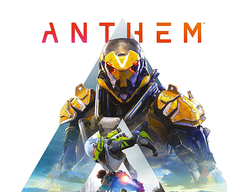 Anthem (Xbox One), Issa Vibe Games, issavibegames.com
