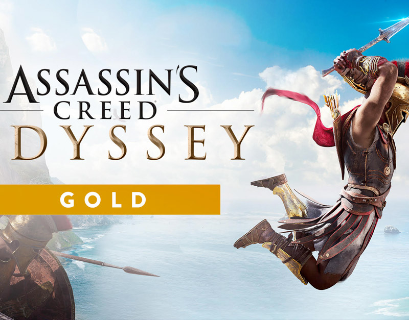 Assassin's Creed Odyssey - Gold Edition (Xbox One), Issa Vibe Games, issavibegames.com