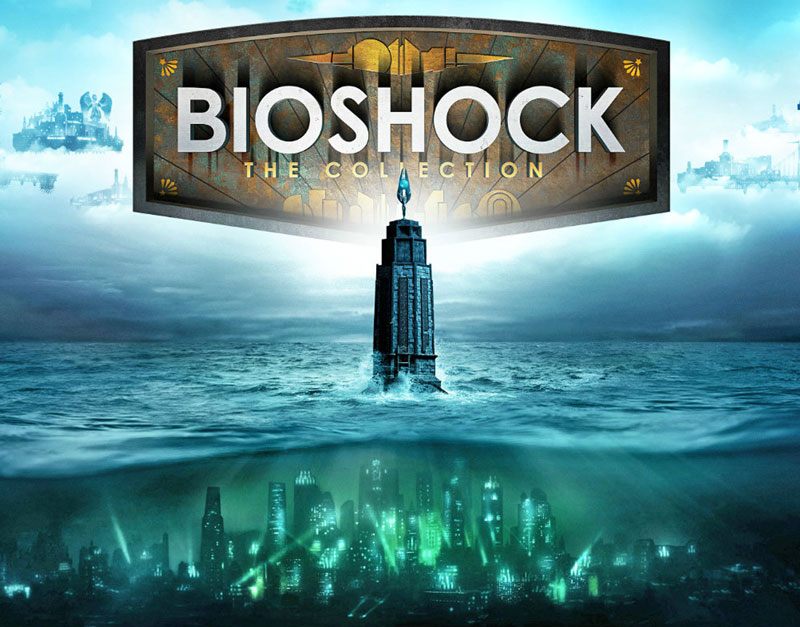 BioShock: The Collection (Xbox One), Issa Vibe Games, issavibegames.com