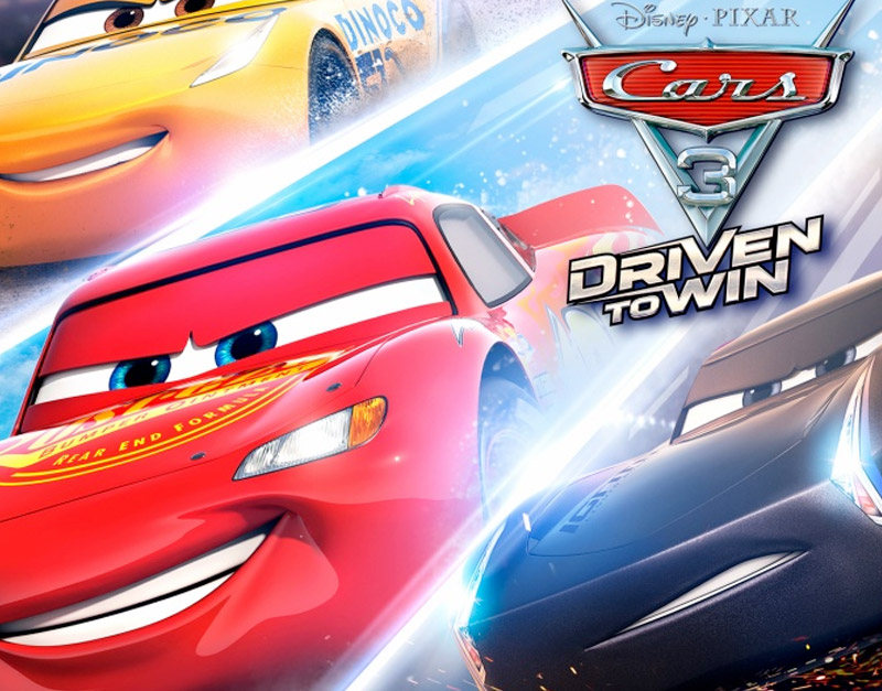 Cars 3: Driven to Win (Xbox One), Issa Vibe Games, issavibegames.com
