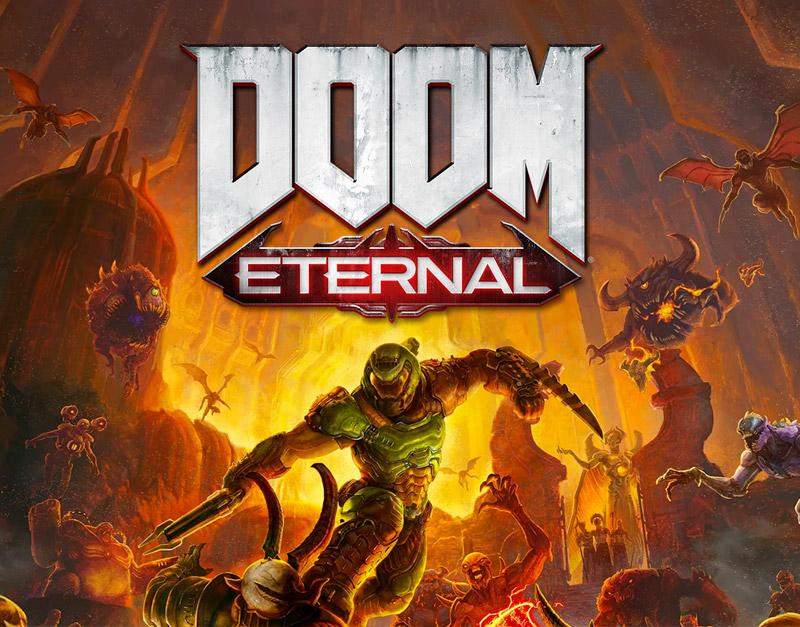DOOM Eternal Standard Edition (Xbox One), Issa Vibe Games, issavibegames.com