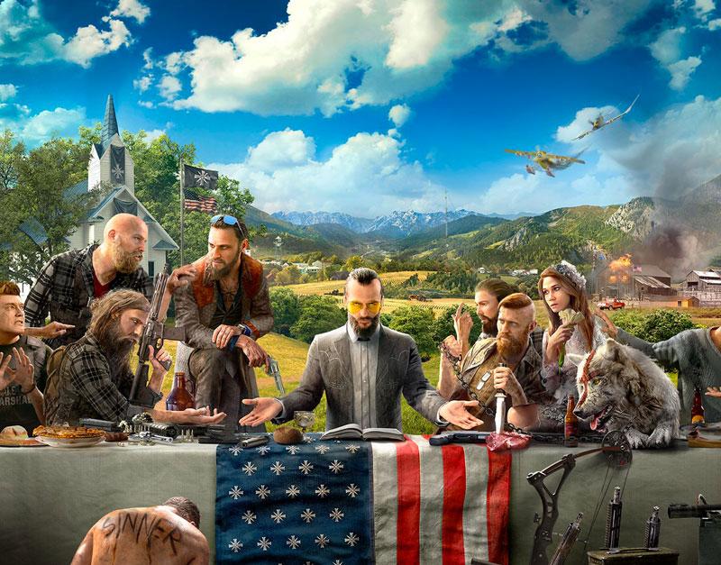 Far Cry 5 - Gold Edition (Xbox One), Issa Vibe Games, issavibegames.com