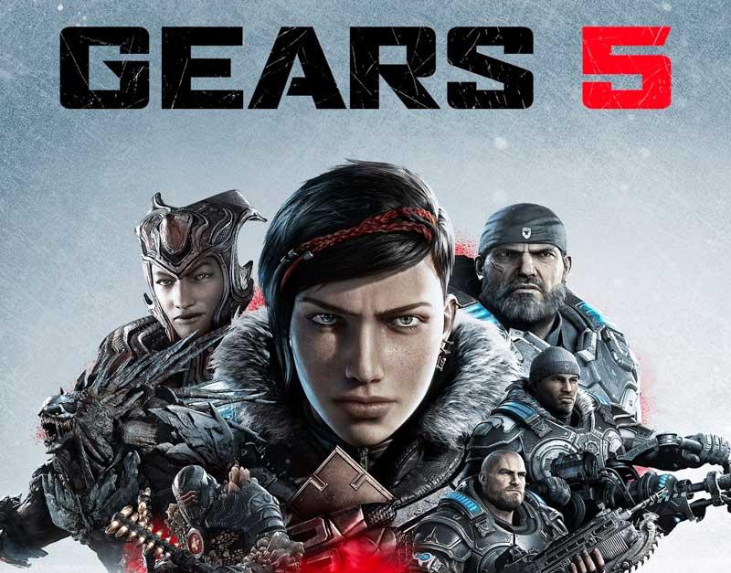 Gears 5 (Xbox One), Issa Vibe Games, issavibegames.com