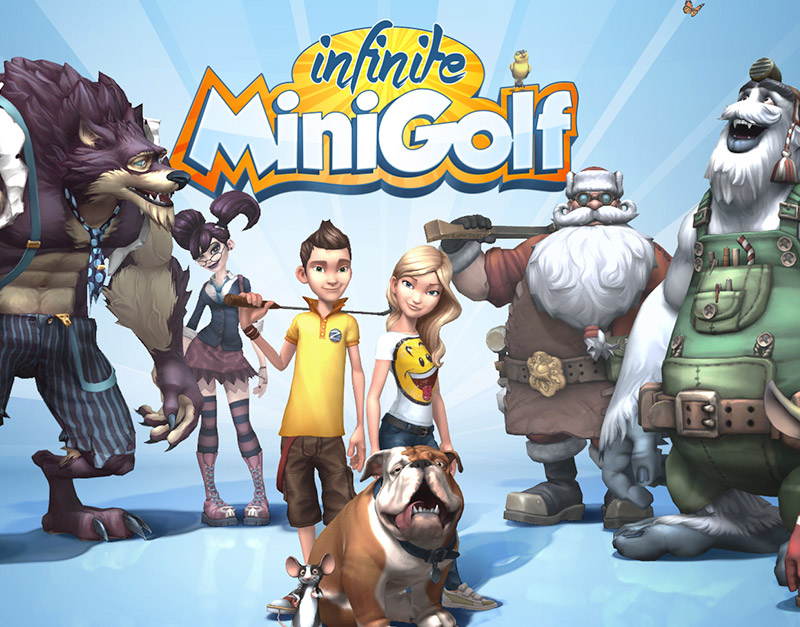 Infinite Minigolf (Xbox One), Issa Vibe Games, issavibegames.com