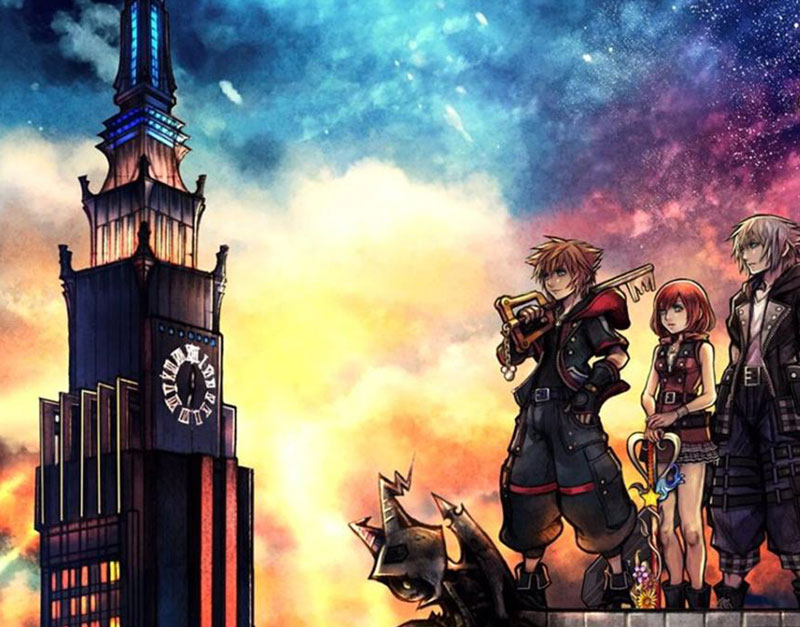 Kingdom Hearts 3 (Xbox One), Issa Vibe Games, issavibegames.com