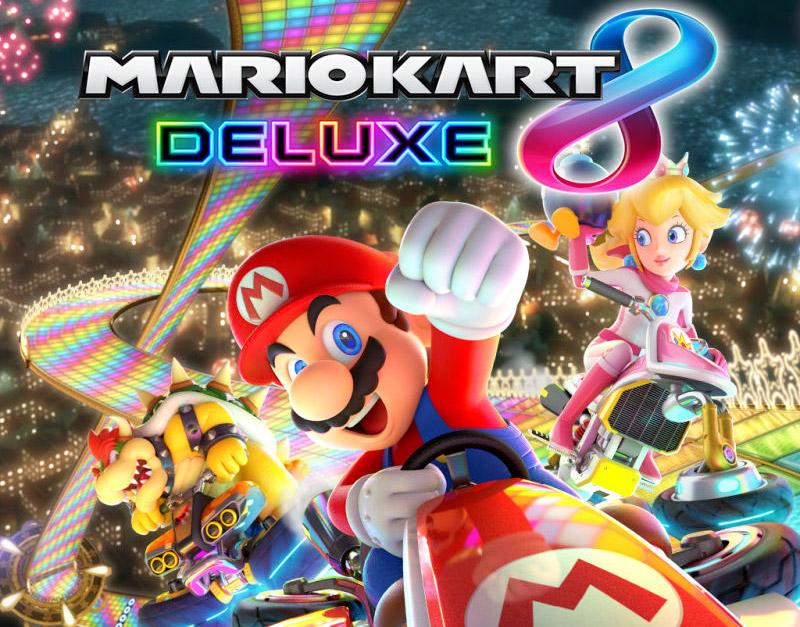 Mario Kart 8 Deluxe (Nintendo), Issa Vibe Games, issavibegames.com