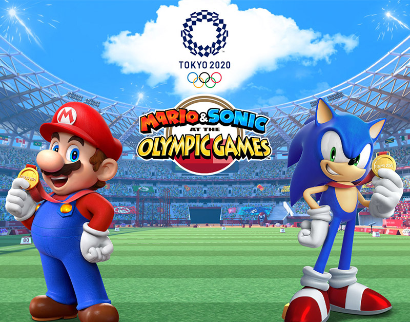 Mario & Sonic Tokyo 2020 (Nintendo), Issa Vibe Games, issavibegames.com