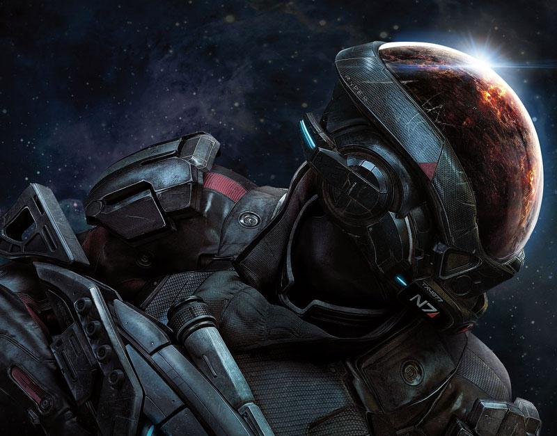 Mass Effect Andromeda - Standard Recruit Edition (Xbox One), Issa Vibe Games, issavibegames.com