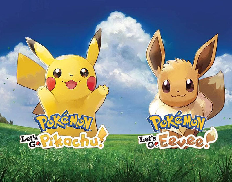 Pokemon Let's Go Eevee! (Nintendo), Issa Vibe Games, issavibegames.com