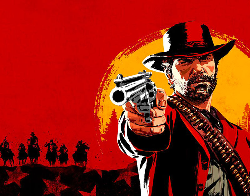 Red Dead Redemption 2 (Xbox One), Issa Vibe Games, issavibegames.com