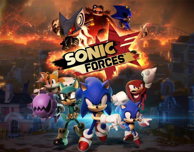 SONIC FORCES™ Digital Standard Edition (Xbox Game EU), Issa Vibe Games, issavibegames.com