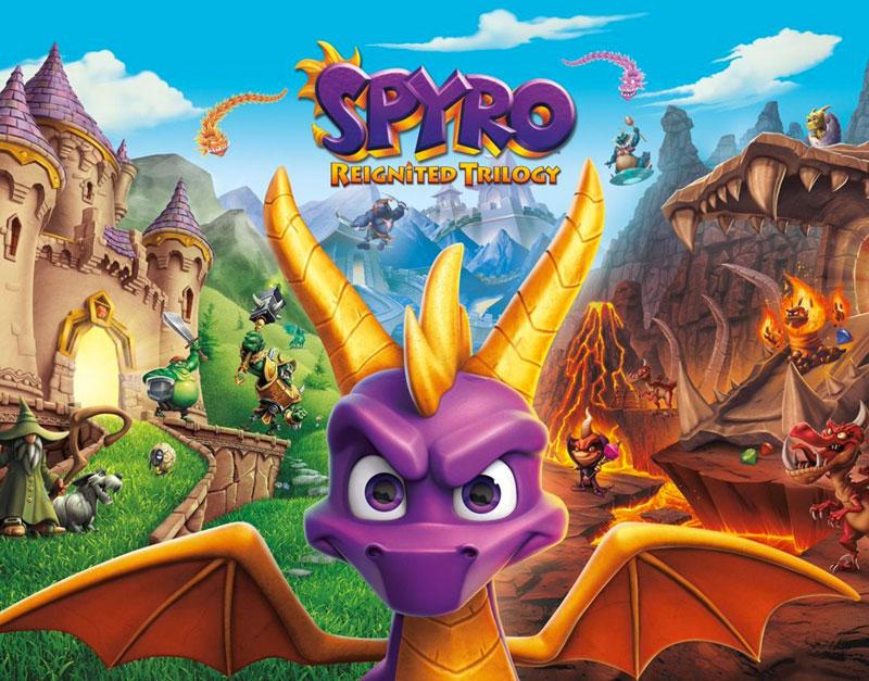 Spyro Reignited Trilogy (Xbox One), Issa Vibe Games, issavibegames.com