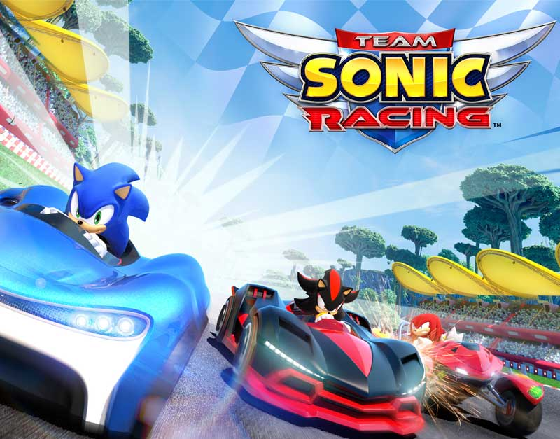 Team Sonic Racing™ (Xbox Game EU), Issa Vibe Games, issavibegames.com