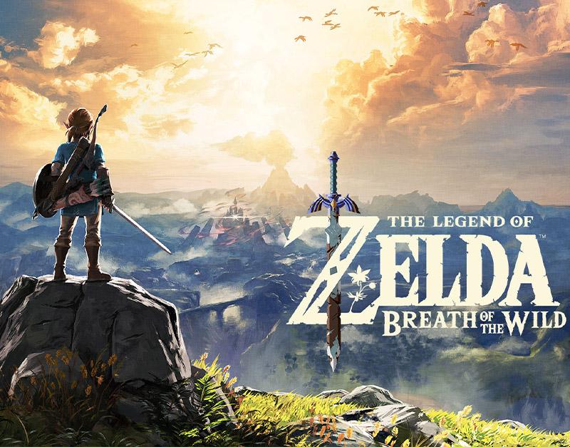 The Legend of Zelda: Breath of the Wild (Nintendo), Issa Vibe Games, issavibegames.com