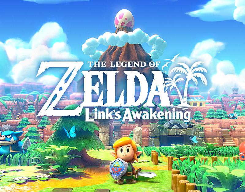 The Legend of Zelda: Link's Awakening (Nintendo), Issa Vibe Games, issavibegames.com