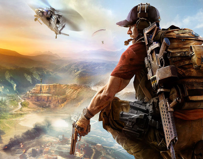 Tom Clancy's Ghost Recon Wildlands - Deluxe Edition (Xbox One), Issa Vibe Games, issavibegames.com