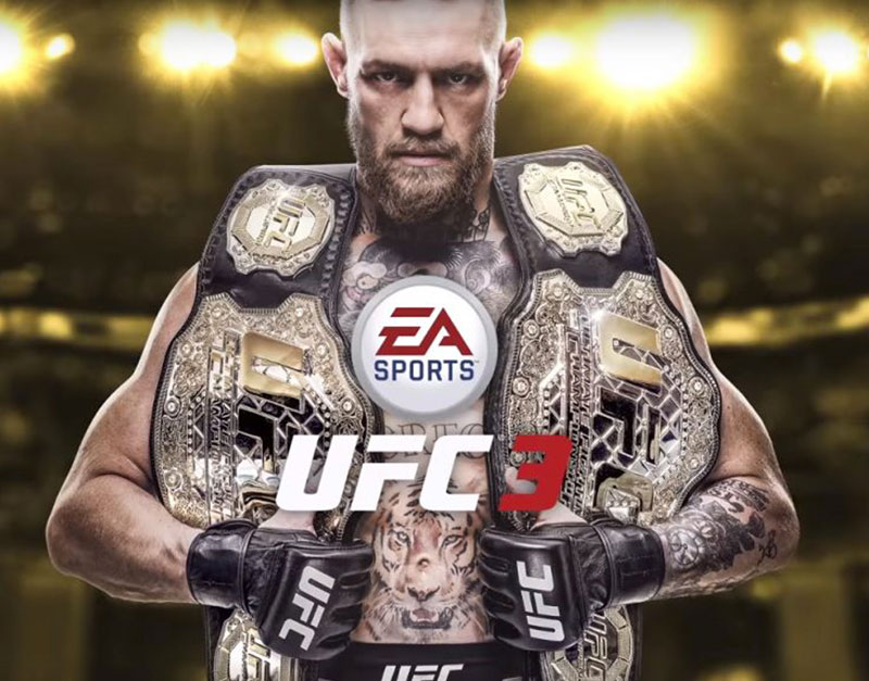 UFC 3 - Deluxe Edition (Xbox One), Issa Vibe Games, issavibegames.com