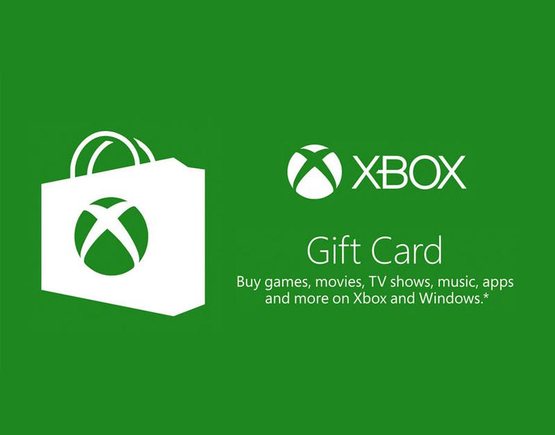 Xbox Live Gift Card, Issa Vibe Games, issavibegames.com